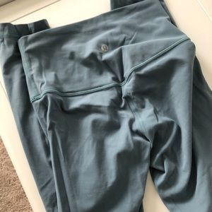 Lululemon Align Light Green SOLD OUT
